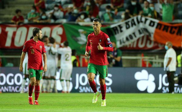 Portugal forward Cristiano Ronaldo dedicates goals record to his nation