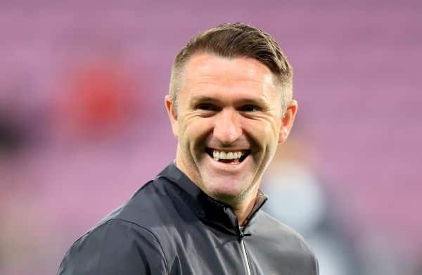 Ronaldo will lift Man Utd's rising stars – Robbie Keane