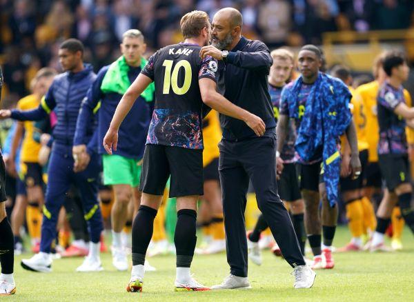 Kane and Nuno