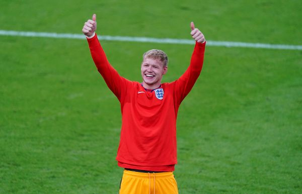 Ramsdale aims to grab England opportunity with both hands
