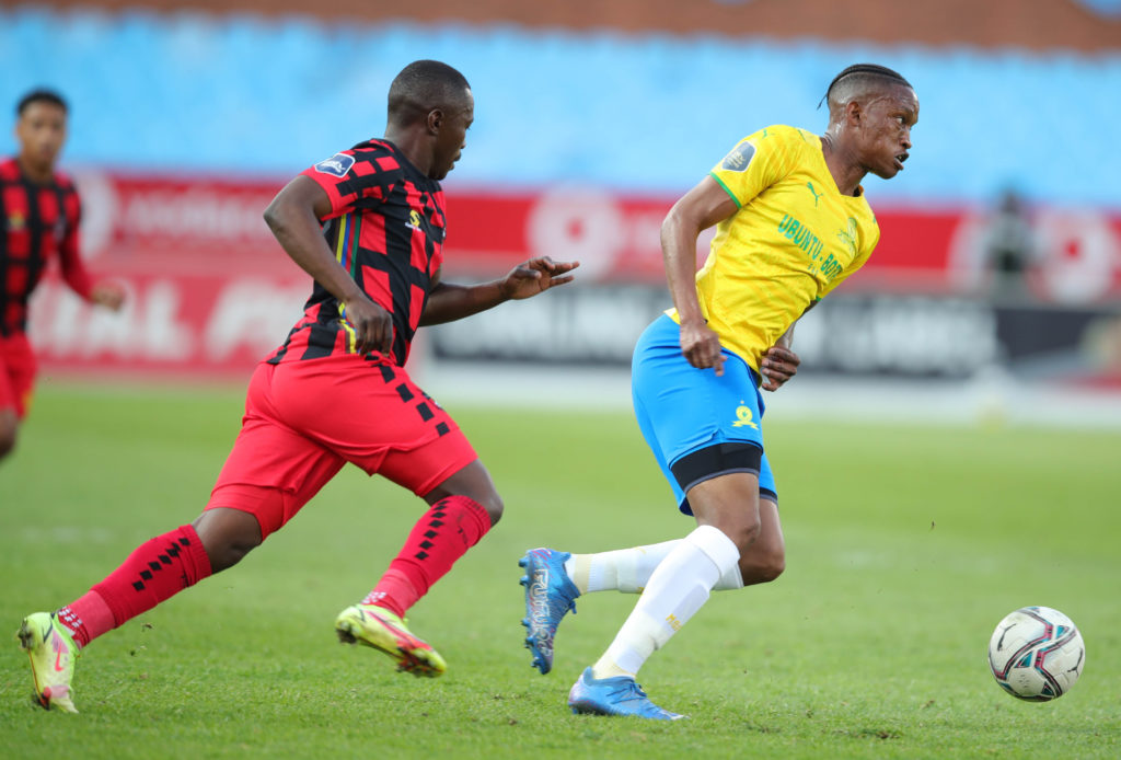 Kekana: My personal goal is to challenge for everything