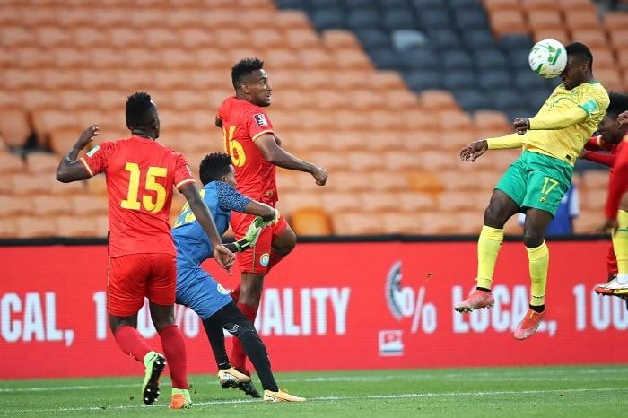 Bafana vs Ethiopia