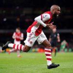 Lacazette's last-gasp strike snatches Arsenal a point