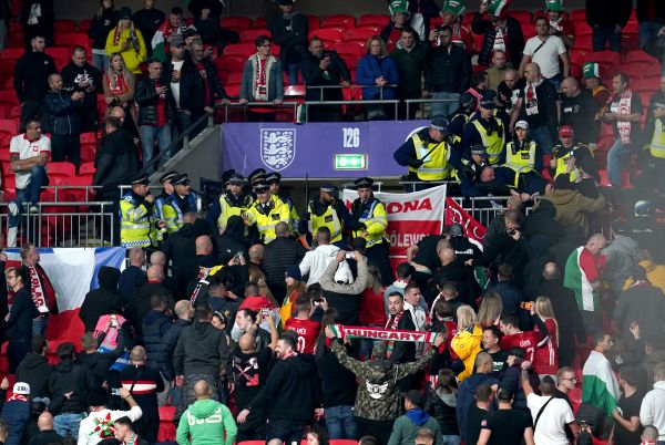 WCQ wrap: England held as Hungary fans clash with police at Wembley