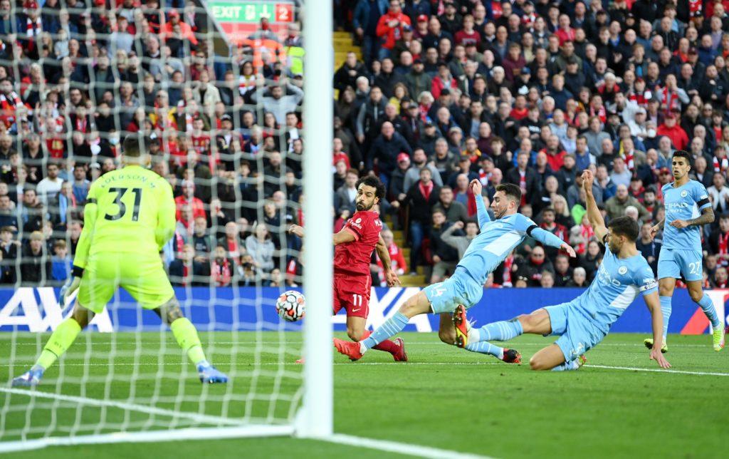 Liverpool vs Manchester City