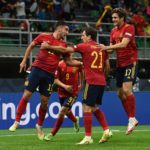 Torres double ends Italy's record run to put Spain in Nations League final