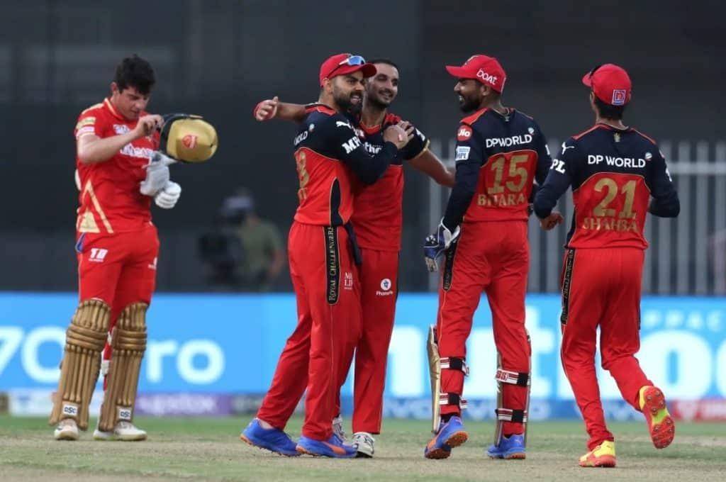 Royal Challengers Bangalore secure IPL semi-final spot