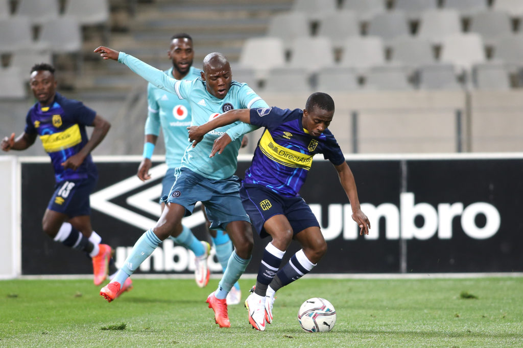 Highlights: CT City, Pirates share spoils in Cape Town