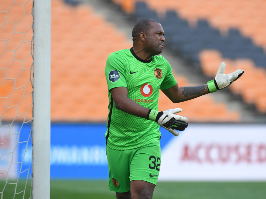 Khune: Bafana will get a positive result and leave with a smile