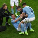 Man City's De Bruyne has little recollection of Champions League final