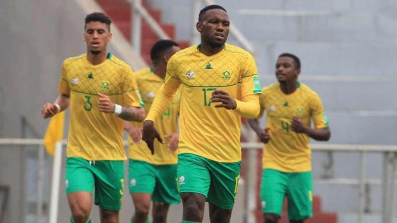 Bafana Bafana go four points clear after Ethiopia scalp