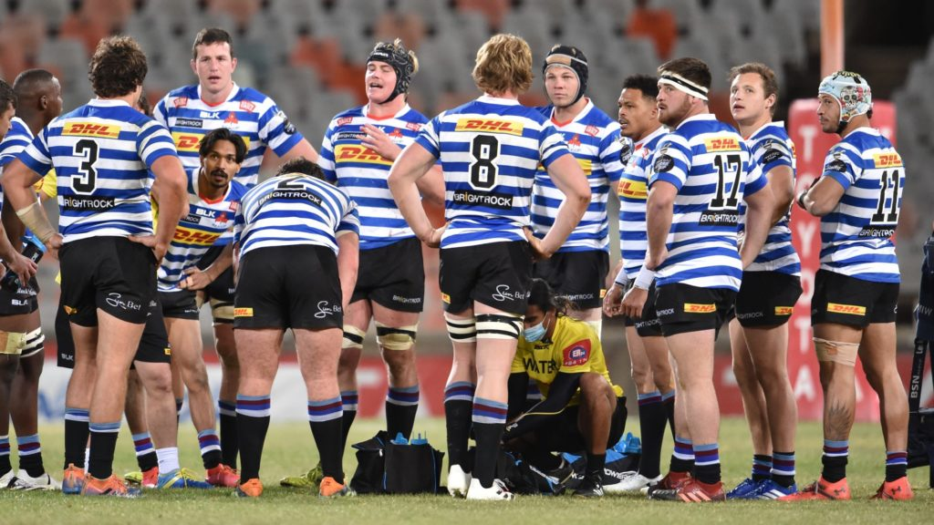 BLOEMFONTEIN, SOUTH AFRICA - JULY 21: a general view image during the Carling Currie Cup match between Toyota Cheetahs and DHL Western Province at Toyota Stadium on July 21, 2021 in Bloemfontein, South Africa. (Photo by Johan Pretorius/Gallo Images)/BackpagePix