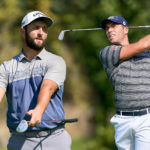 Rahm equals worst European Tour round as Guerrier leads