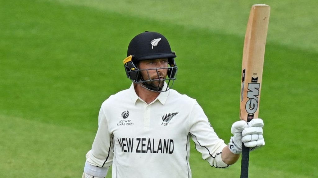 New Zealand 'leap of faith' pays off for South African Conway