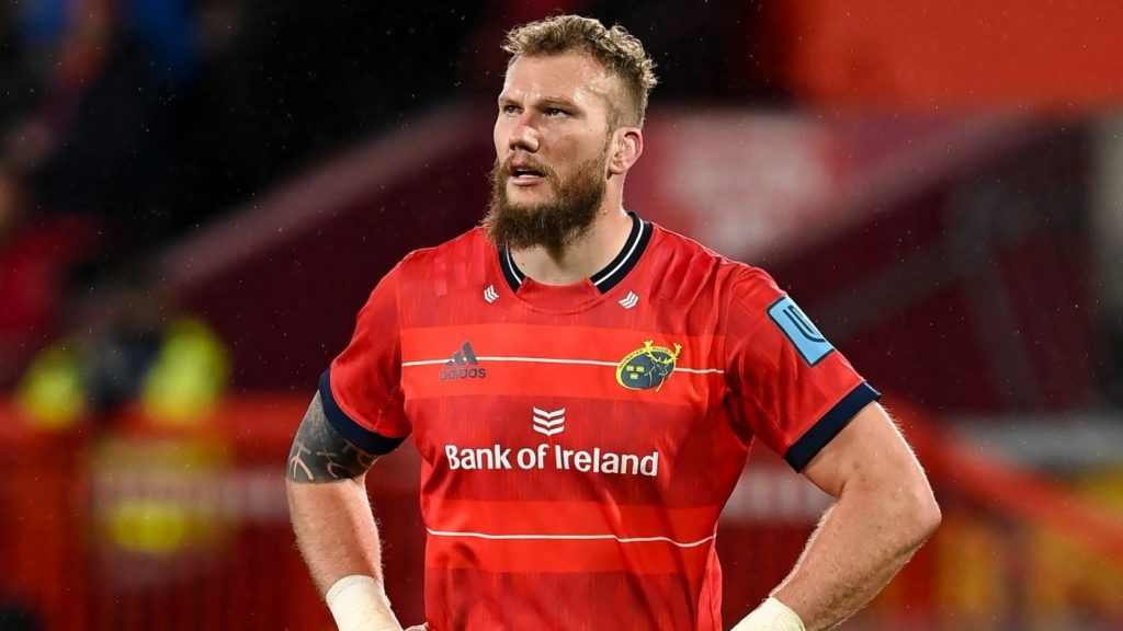 Bok blow as Snyman's knee gives way again