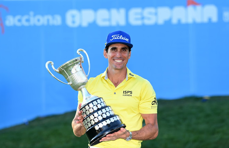 Cabrera-Bello returns to form with Spanish Open title